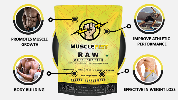benefits of raw whey protein